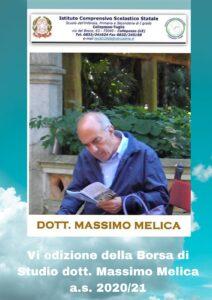 Borsa di studio Massimo Melica